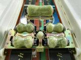 Matériel de bâti de massage de jade pour le rouleau-masseur de corps supérieur