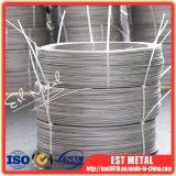 Gr2 fio Titanium industrial 5mm diâmetro e revestimento conservado