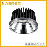 La lámpara de la MAZORCA Ar80 de la alta calidad, proyector Ar80 de 220V 10W LED saltara la luz