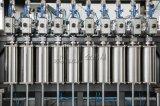 Machine de remplissage de bouteilles linéaire automatique de pétrole