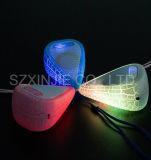 De hete Mini Draadloze Spreker Bluetooth van de Verkoop met LEIDEN Kleurrijk Licht