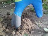 Пластмасса ABS царапает перчатки сада для выкапывать & засаживать