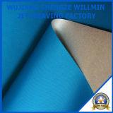 De zilverachtige Deklaag die van Pu de Textiel van de Paraplu van de Tent in de schaduw stelt