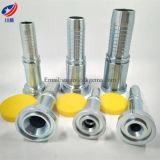 Borde del SAE del acero de carbón de 87311 bordes que ajusta 3000 el borde de acero del borde ISO12151-3 SAE J516 de la PSI
