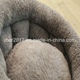 회색 채우는 애완견 침대 고양이 집 침대 애완 동물 공급 디자인 고양이 침대