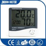 Thermometer-Hygrometer HTC-1 LCD-Digital