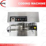 Feste Tintendrucken-Maschinen-Kodierung-Maschine für Papierplastik