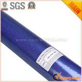 Documento de embalaje no tejido de regalo de la flor No. 33 azul marino