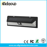 Impermeabilizar 80 la lámpara solar 3.7V del jardín del LED de la luz PIR de movimiento de la pared Emergency al aire libre ligera solar del sensor