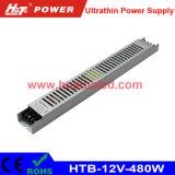 12V40A超薄いLEDの電源またはライトボックスまたは適用範囲が広いストリップ