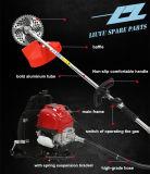 Cortador de cepillo confiable de la gasolina de la calidad de 2 movimientos