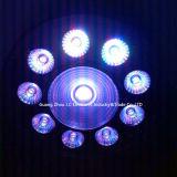 9+1 het Licht van de Was van het mini LEIDENE PARI van het PARI Can/LED