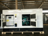 комплект генератора 50Hz 75kVA тепловозный приведенный в действие Чумминс Енгине