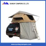 Tentes campantes extérieures populaires de dessus de toit de véhicule de vente directe d'usine