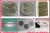 De Laser die van de vezel Machine voor het Naambord van het Roestvrij staal, Teken Engaving merken
