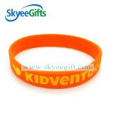 Wristband/braccialetto del silicone dei monili di modo per il regalo promozionale