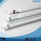 실내 Lighting G13 SMD2835 2400mm 30W T8 LED Tube