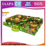 De houten Zachte Jonge geitjes van de Speelplaats Binnen (QL--033)