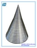 Высокие части стали углерода точности подвергли механической обработке CNC, котор
