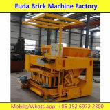 Máquina móvel do bloco da capacidade Qmy6-25 grande para o tijolo do muro de cimento