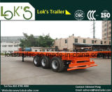 Lowbed Trailer Single Tire 12m