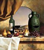 Peinture à l'huile de l'Encore-Vie (002)