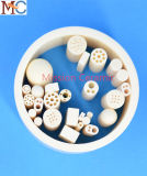 Buje de cerámica resistente abrasivo industrial del alúmina