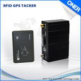 Mini perseguidor del vehículo del GPS con informe de actividad del programa piloto de RFID