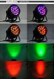 Im Freien 18X10W RGBW 4in1 LED NENNWERT Licht mit lautem Summen