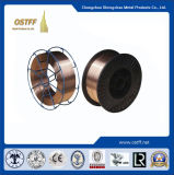 低いはねガスによって保護されるMIG /Sg2の溶接ワイヤ(AWS ER70S-6)