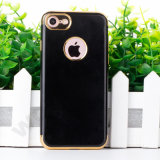 Elctroplating Hybrid TPU Schokbestendige Case Cover voor iPhone 6