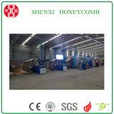 Chaîne de production automatique d'âme en nid d'abeilles Hcm-1600