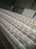 Beeding de madera blanco/llano impreso/margen/a medias alrededor de/cuerda Beeding