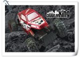 Rey de la correa eslabonada del carro del control de radio RC de la escala 4WD del 1:12 de Toppest