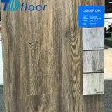 6.5mmの深い木製のカシクリックWPCの床の木製のプラスチック合成の屋内フロアーリング