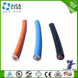 PVC Welding Cable di 10mm2 Orange Double Insulation