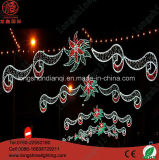 Preiswerte Straßen-Dekoration-Feiertags-Beleuchtung des Fabrik-Preis-LED