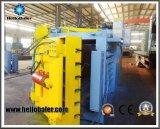 Cer-anerkannte horizontale geschlossene Tür-Ballenpresse für die Plastikwiederverwertung (HM-1)
