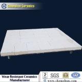 Desgaste de cerámica - azulejos resistentes para los apiladores y los recuperadores