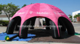 최신! ! ! Advertizing Promotion를 위한 Crazy Selling Inflatable Spider Tent 디자이너