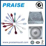 Molde profissional para o molde plástico da injeção plástica do molde da colher que faz a manufatura