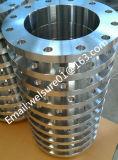 Aço inoxidável de solda forjado F317. F317L. Flange cega de F347h