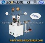 Het Dubbel van de Apparatuur van de Uitrusting van de Draad van de kabel beëindigt Plooiende Machine