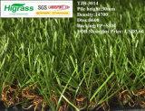 販売で人工的な草を美化する領域をからかう