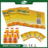 식용수 병을%s PVC 수축 소매 레이블