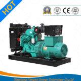 gruppo elettrogeno diesel di potere 350kw con il serbatoio di combustibile 24hours