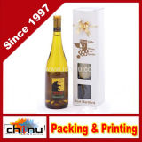 OEMによってカスタマイズされる新しいデザインワインの紙袋(2326)