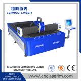 Автомат для резки лазера металла волокна с большой платформой