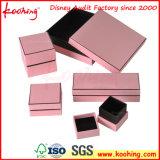 布ボックス堅いFoldableペーパーギフト用の箱(KH-P0509)