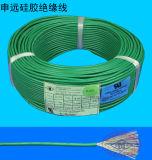 Fil et câble normaux en caoutchouc de silicones d'UL3135 Amérique